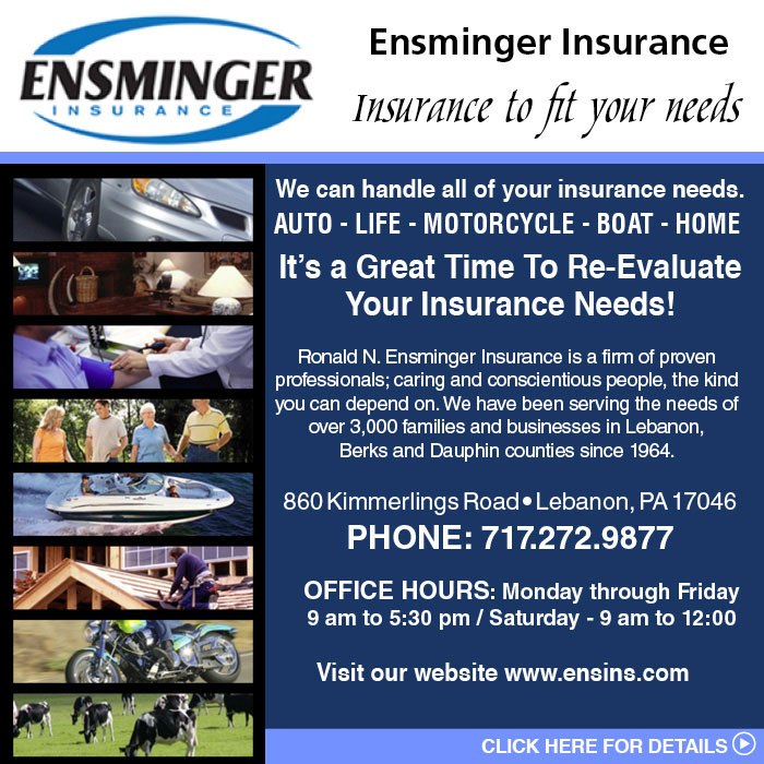 Ensminger Insurance - Insurance to fit your needs