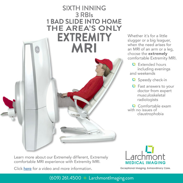 SIXTH INNING 3 RBIs 1 BAD SLIDE INTO HOME - The Area's Only Extremity MRI