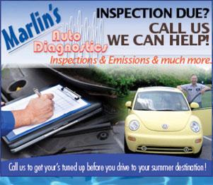 Marlin's Auto Diagnostics