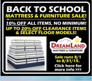 Dreamland Mattress