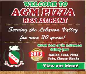 A & M Pizza
