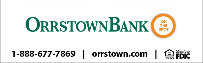 http://www.orrstown Bank - ON THE SPOT