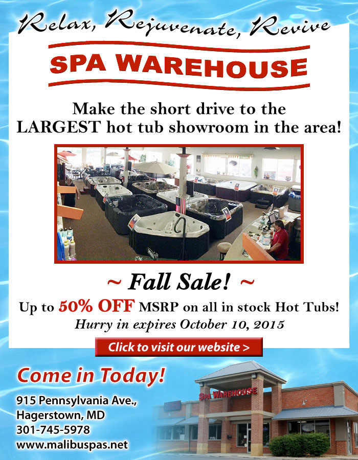 Huge Discounts on In-Stock Hot Tubs!